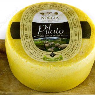Pecorino Pilato stagionato Norcia