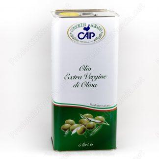 Olio Extra Vergine d'Oliva CaP 5l