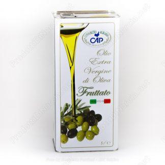 Olio Extra Vergine d'Oliva Fruttato Cap 5l