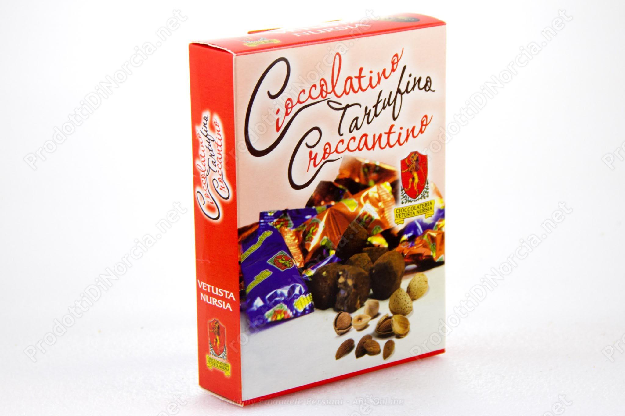 Cioccolatino Tartufino Croccantino Norcia