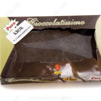 Cioccolatato krok al farro soffiato Norcia