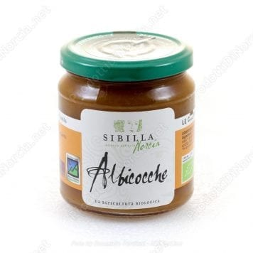 Composta Albicocche Sibilla