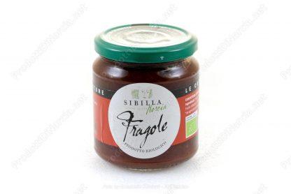 Confettura extra di Fragole Sibilla