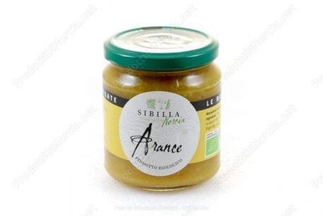 Marmellata di Arance Sibilla