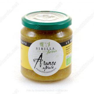 Marmellata Arance amare Sibilla