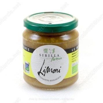 Marmellata di Limoni Sibilla