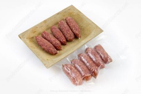 Salsicce al cinghiale Norcia
