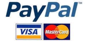 paypal metodo pagamento