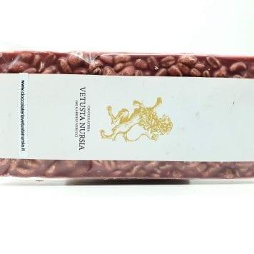 Cioccolato Rosa e Farro Soffiato