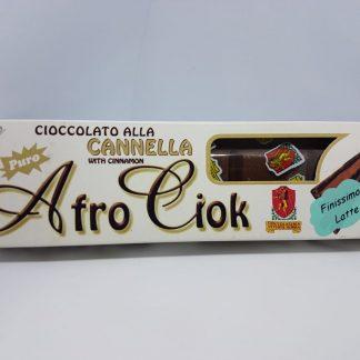Tavoletta Cioccolato Cannella Finissimo Latte