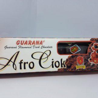 Tavoletta Cioccolato Guaranà Extra Fondente