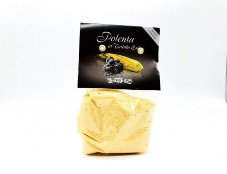 polenta al tartufo