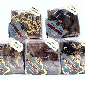 Cioccolata con Fiori Norcia