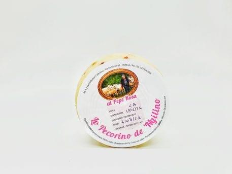 Pecorino al Pepe Rosa Azienda Agricola Salvatori Norcia